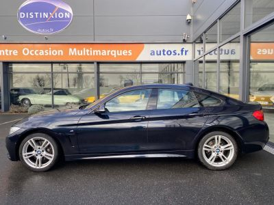 BMW Série 4 Gran Coupe (F36) 420D XDRIVE 184CH M SPORT - <small></small> 27.980 € <small>TTC</small> - #9