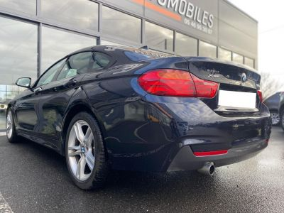 BMW Série 4 Gran Coupe (F36) 420D XDRIVE 184CH M SPORT - <small></small> 27.980 € <small>TTC</small> - #10