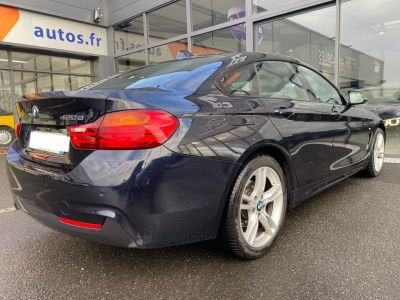 BMW Série 4 Gran Coupe (F36) 420D XDRIVE 184CH M SPORT - <small></small> 27.980 € <small>TTC</small> - #16