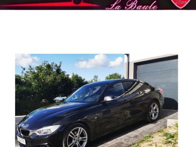 BMW Série 4 serie 418 d 150 cx pack m sport - <small></small> 27.200 € <small>TTC</small> - #1