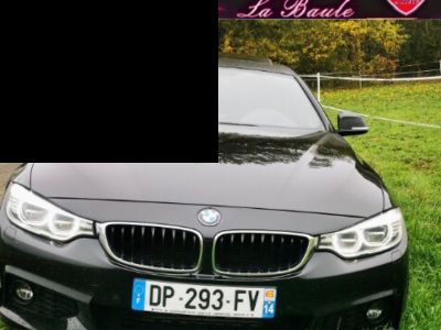 BMW Série 4 serie 418 d 150 cx pack m sport - <small></small> 27.200 € <small>TTC</small> - #4