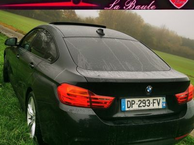 BMW Série 4 serie 418 d 150 cx pack m sport - <small></small> 27.200 € <small>TTC</small> - #5