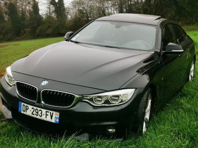 BMW Série 4 serie 418 d 150 cx pack m sport - <small></small> 27.200 € <small>TTC</small> - #6