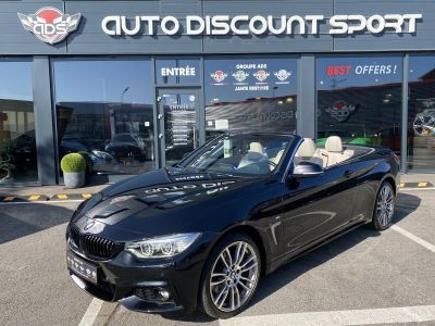 BMW Série 4 Serie 435 d xDrive Pack m - <small></small> 30.999 € <small>TTC</small> - #1