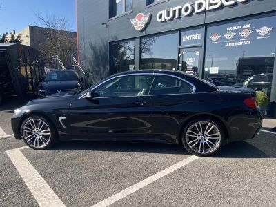 BMW Série 4 Serie 435 d xDrive Pack m - <small></small> 30.999 € <small>TTC</small> - #4