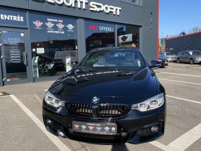 BMW Série 4 Serie 435 d xDrive Pack m - <small></small> 30.999 € <small>TTC</small> - #8