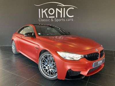 BMW Série 4 SERIE F82 M4 - <small></small> 68.900 € <small>TTC</small>