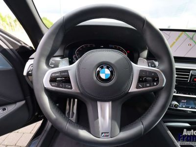 BMW Série 5 520 D - BREAK - XDRIVE - FACELFT - COMFORTZTLS - LASER - <small></small> 52.950 € <small>TTC</small> - #9