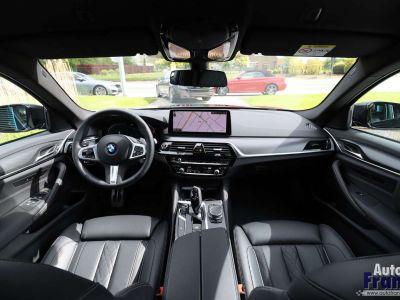 BMW Série 5 520 D - BREAK - XDRIVE - FACELFT - COMFORTZTLS - LASER - <small></small> 52.950 € <small>TTC</small> - #10