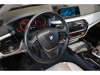 BMW Série 5 520 DA Touring - NW Model Full option!! - <small></small> 31.250 € <small>TTC</small> - #8