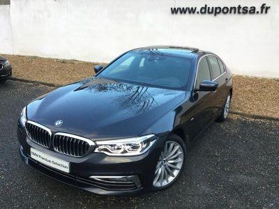 BMW Série 5 520dA xDrive 190ch Luxury - <small></small> 49.900 € <small>TTC</small>