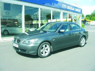 BMW Série 5 525 D luxe BVA - <small></small> 26.900 € <small>TTC</small>