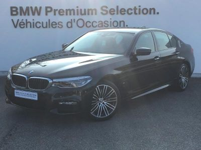 BMW Série 5 530eA iPerformance 252ch M Sport Steptronic - <small></small> 41.750 € <small>TTC</small>