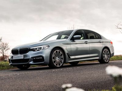BMW Série 5 540 iAS M Sport Camera Navi PRO LED Leder Cruise - <small></small> 43.750 € <small>TTC</small> - #4