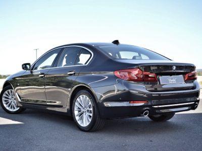 BMW Série 5 BMW 520DA G30 XDRIVE FINITION LUXURY 2.0 190ch BVA8 1ERE MAIN HISTO BMW BLACK PANEL LED SIEGES CONF - <small></small> 27.990 € <small>TTC</small>