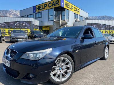 BMW Série 5 (E60) 520D 177CH SPORT DESIGN - <small></small> 11.490 € <small>TTC</small> - #1