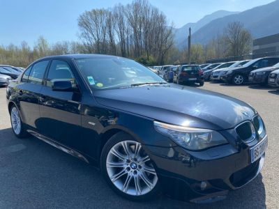 BMW Série 5 (E60) 520D 177CH SPORT DESIGN - <small></small> 11.490 € <small>TTC</small> - #2