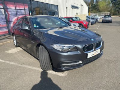 BMW Série 5 (F10) 525DA 218CH LUXURY - <small></small> 24.990 € <small>TTC</small> - #6