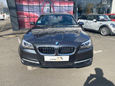 BMW Série 5 (F10) 525DA 218CH LUXURY - <small></small> 24.990 € <small>TTC</small> - #7