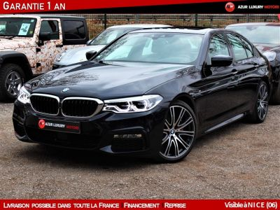 BMW Série 5 G30 530 X DRIVE M SPORT PREMIERE MAIN - <small></small> 48.990 € <small>TTC</small> - #1