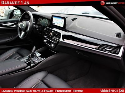 BMW Série 5 G30 530 X DRIVE M SPORT PREMIERE MAIN - <small></small> 48.990 € <small>TTC</small> - #9