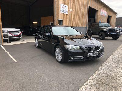 BMW Série 5 serie 525 da 218ch luxury carnet complet - <small></small> 18.470 € <small>TTC</small> - #1