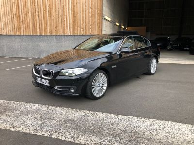 BMW Série 5 serie 525 da 218ch luxury carnet complet - <small></small> 18.470 € <small>TTC</small> - #2
