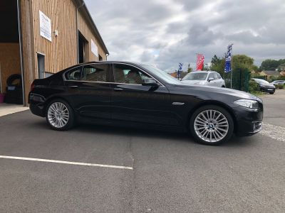 BMW Série 5 serie 525 da 218ch luxury carnet complet - <small></small> 18.470 € <small>TTC</small> - #3