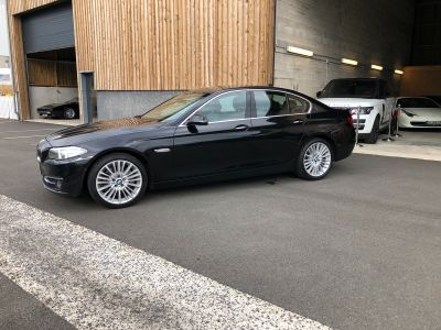 BMW Série 5 serie 525 da 218ch luxury carnet complet - <small></small> 18.470 € <small>TTC</small> - #4