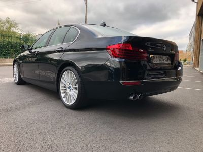 BMW Série 5 serie 525 da 218ch luxury carnet complet - <small></small> 18.470 € <small>TTC</small> - #6