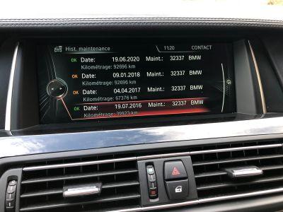 BMW Série 5 serie 525 da 218ch luxury carnet complet - <small></small> 18.470 € <small>TTC</small> - #15