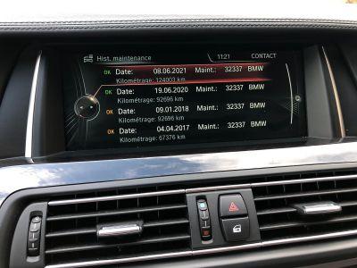 BMW Série 5 serie 525 da 218ch luxury carnet complet - <small></small> 18.470 € <small>TTC</small> - #16