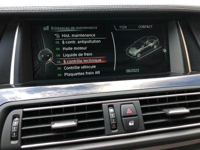 BMW Série 5 serie 525 da 218ch luxury carnet complet - <small></small> 18.470 € <small>TTC</small> - #19