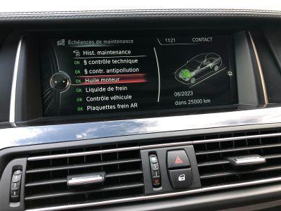 BMW Série 5 serie 525 da 218ch luxury carnet complet - <small></small> 18.470 € <small>TTC</small> - #24