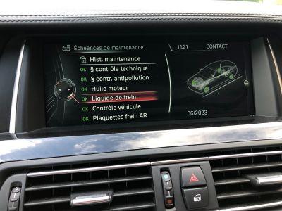 BMW Série 5 serie 525 da 218ch luxury carnet complet - <small></small> 18.470 € <small>TTC</small> - #25