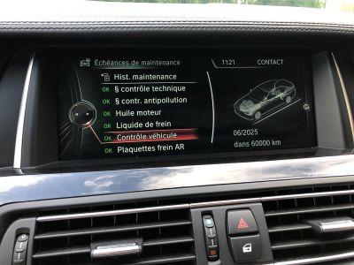 BMW Série 5 serie 525 da 218ch luxury carnet complet - <small></small> 18.470 € <small>TTC</small> - #26