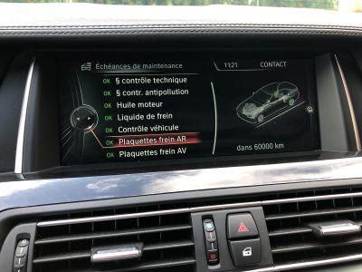 BMW Série 5 serie 525 da 218ch luxury carnet complet - <small></small> 18.470 € <small>TTC</small> - #27