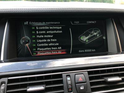 BMW Série 5 serie 525 da 218ch luxury carnet complet - <small></small> 18.470 € <small>TTC</small> - #28