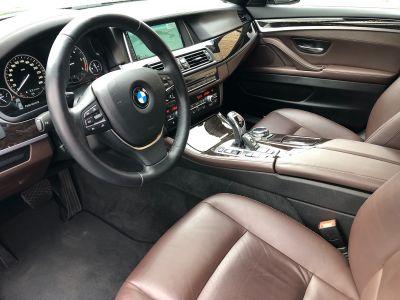 BMW Série 5 serie 525 da 218ch luxury carnet complet - <small></small> 18.470 € <small>TTC</small> - #33