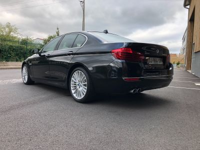 BMW Série 5 serie 525 da 218ch luxury carnet complet - <small></small> 18.470 € <small>TTC</small> - #39