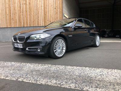 BMW Série 5 serie 525 da 218ch luxury carnet complet - <small></small> 18.470 € <small>TTC</small> - #44