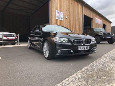 BMW Série 5 serie 525 da 218ch luxury carnet complet - <small></small> 18.470 € <small>TTC</small> - #45