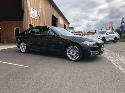 BMW Série 5 serie 525 da 218ch luxury carnet complet - <small></small> 18.470 € <small>TTC</small> - #46