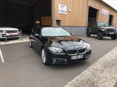 BMW Série 5 serie 525 da 218ch luxury carnet complet - <small></small> 18.470 € <small>TTC</small> - #47