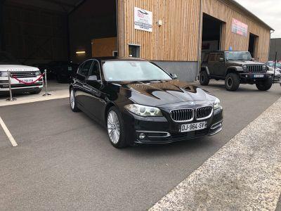 BMW Série 5 serie 525 da 218ch luxury carnet complet - <small></small> 18.470 € <small>TTC</small> - #51