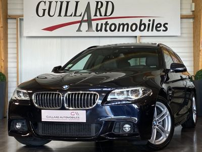 BMW Série 5 Touring 520 D TOURING XDRIVE M-SPORT 190ch (F11) BVA8 - <small></small> 23.900 € <small>TTC</small> - #1