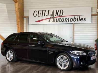 BMW Série 5 Touring 520 D TOURING XDRIVE M-SPORT 190ch (F11) BVA8 - <small></small> 23.900 € <small>TTC</small> - #3