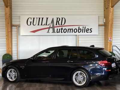BMW Série 5 Touring 520 D TOURING XDRIVE M-SPORT 190ch (F11) BVA8 - <small></small> 23.900 € <small>TTC</small> - #5