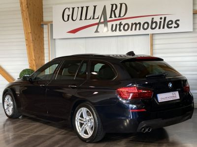 BMW Série 5 Touring 520 D TOURING XDRIVE M-SPORT 190ch (F11) BVA8 - <small></small> 23.900 € <small>TTC</small> - #6
