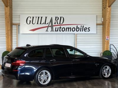 BMW Série 5 Touring 520 D TOURING XDRIVE M-SPORT 190ch (F11) BVA8 - <small></small> 23.900 € <small>TTC</small> - #7